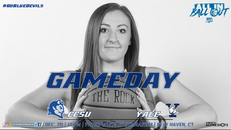Blue Devils Face In-State Opponent Yale on Thursday