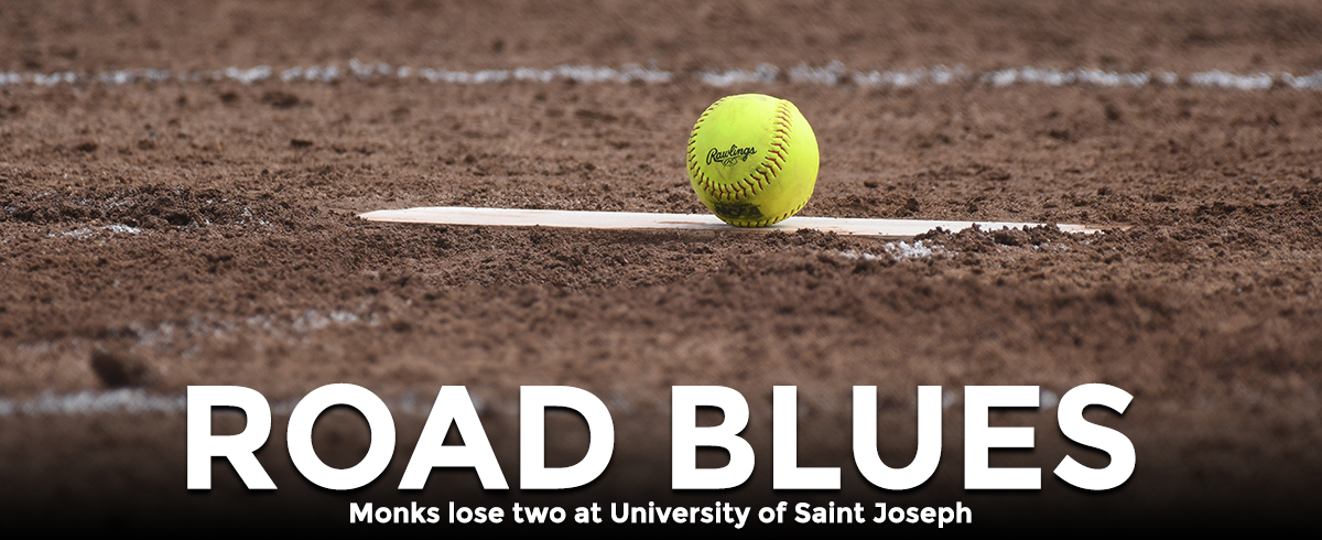 Blue Jays Sweep Monks in GNAC Softball Doubleheader, 2-1 & 7-3