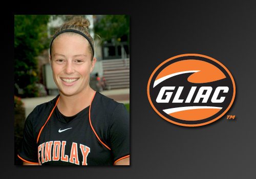 Lankton Named GLIAC Player of the Week
