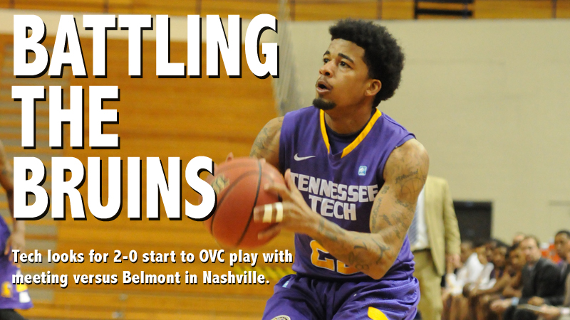 Golden Eagles look for 2-0 start to OVC play with game at Belmont