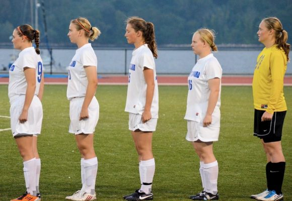 Bears Honored by NSCAA