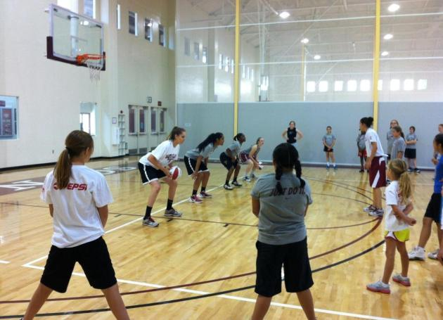 Come Out for Santa Clara Women's Basketball Summer Camps