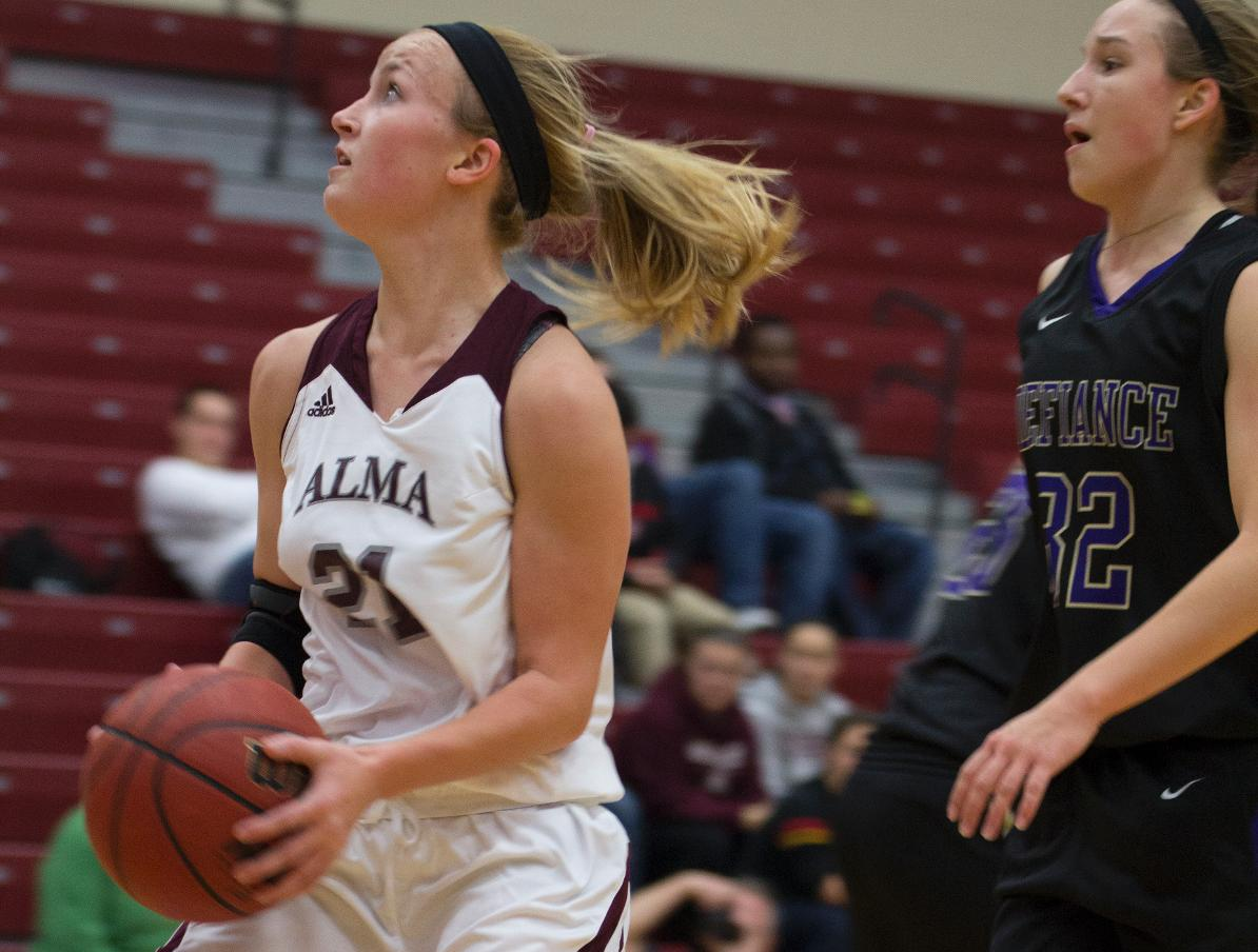 Scots Women's Hoops finishes season with a 70-54 loss at Adrian College on Saturday afternoon