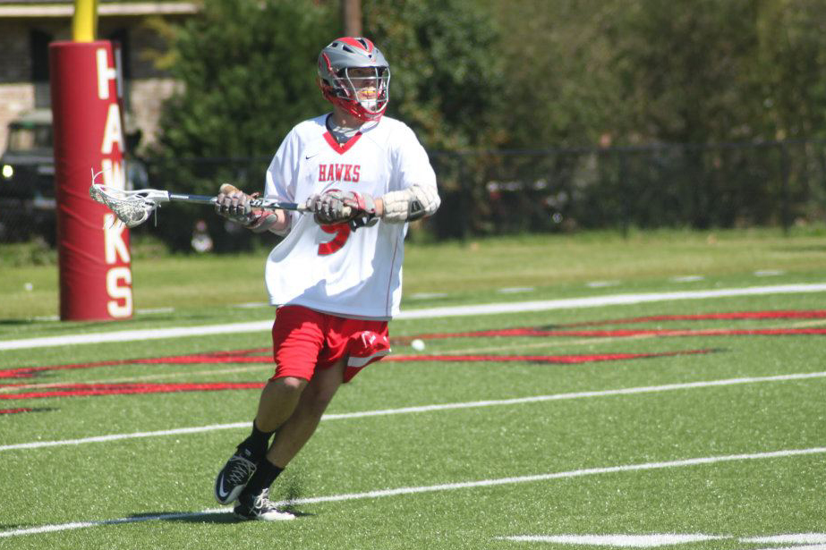 Carey's two late goals lift Huntingdon lacrosse over Hendrix