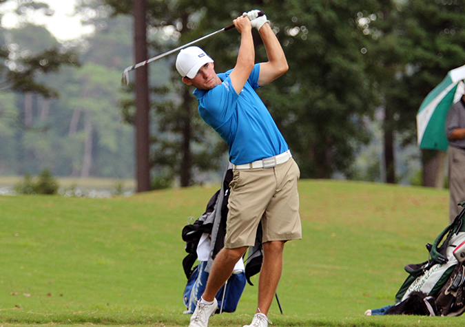 Men's golf sits second through day one of Ted Keller Memorial
