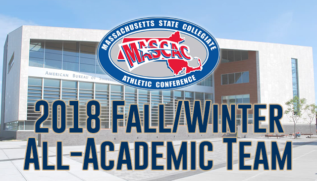 Ninety-Six Maritime Student-Athletes Named to Fall/Winter MASCAC All-Academic Team