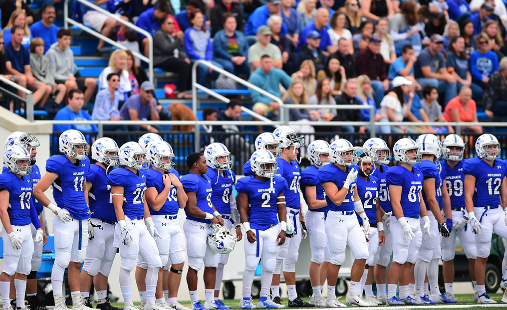 F&M Will Host Lycoming in CC-MAC Bowl- Week 11 Game Notes