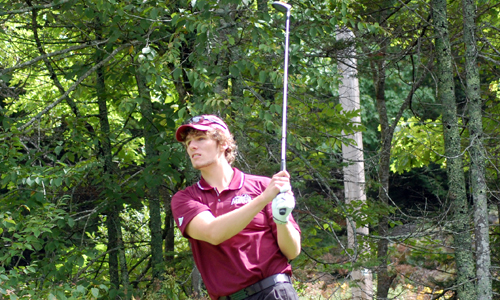Cochrane ties for fourth at Maine Intercollegiate Championships
