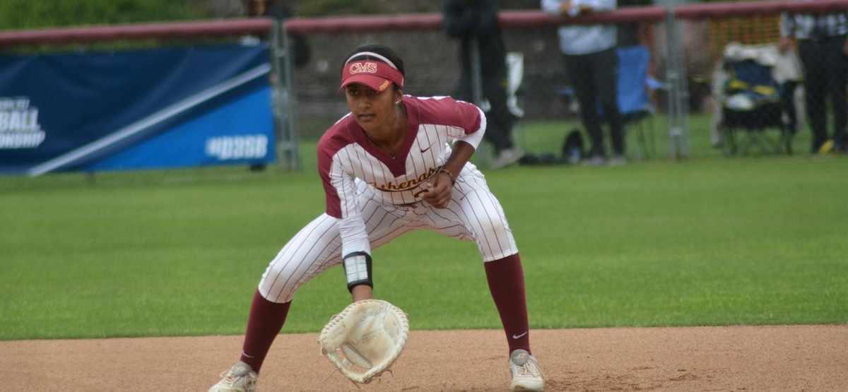 Ananya Koneti had an RBI single and a walk for the Athenas in her first career NCAA contest