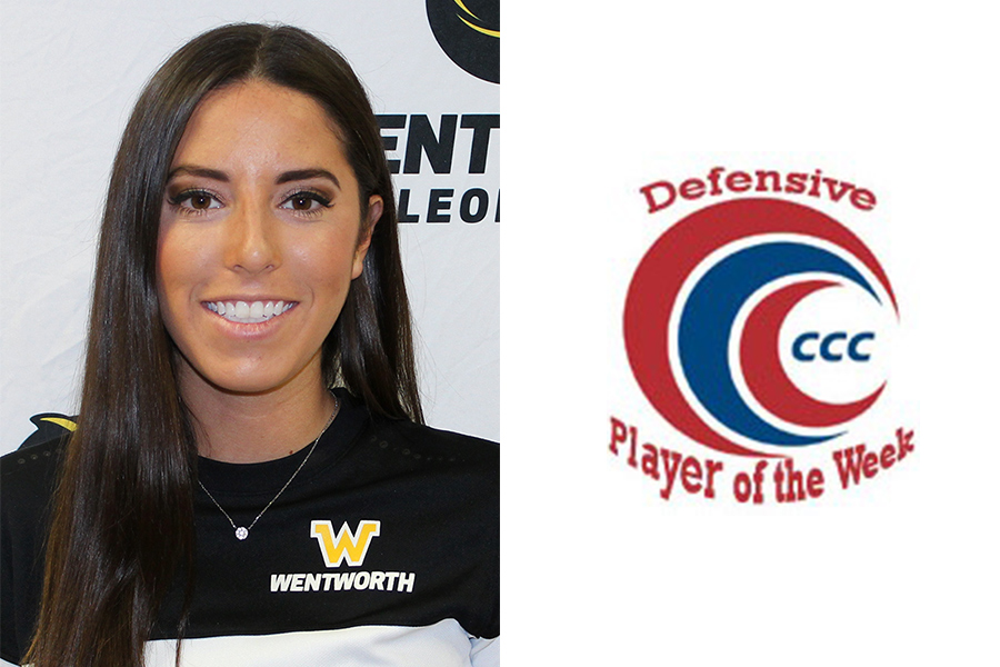 Miller Named CCC Defensive Player of the Week