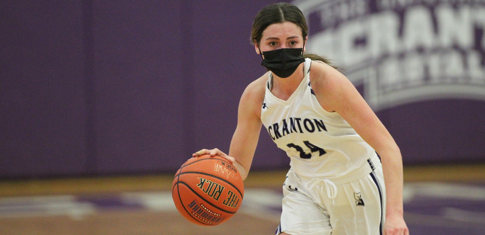 Bridget Monaghan Named University of Scranton Athlete of the Week