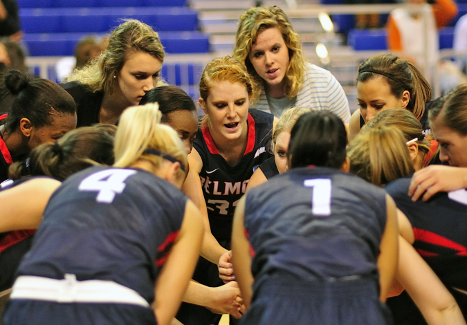 2011-12 Belmont women's basketball team