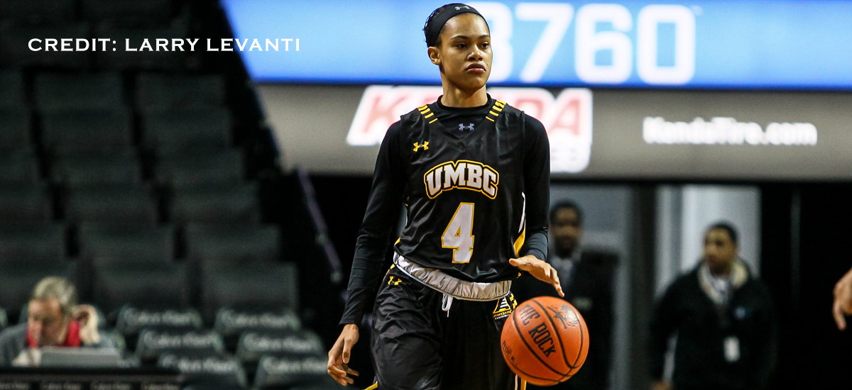 UMBC Wins Fourth Straight; Uses Big Second Half to Take Down Vermont 64-52 on Sunday