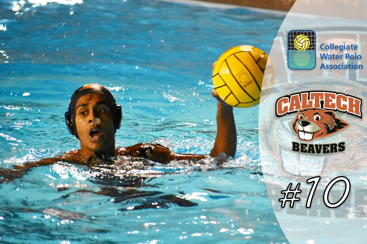 Men's Water Polo Achieves Program-Best Ranking in CWPA Poll