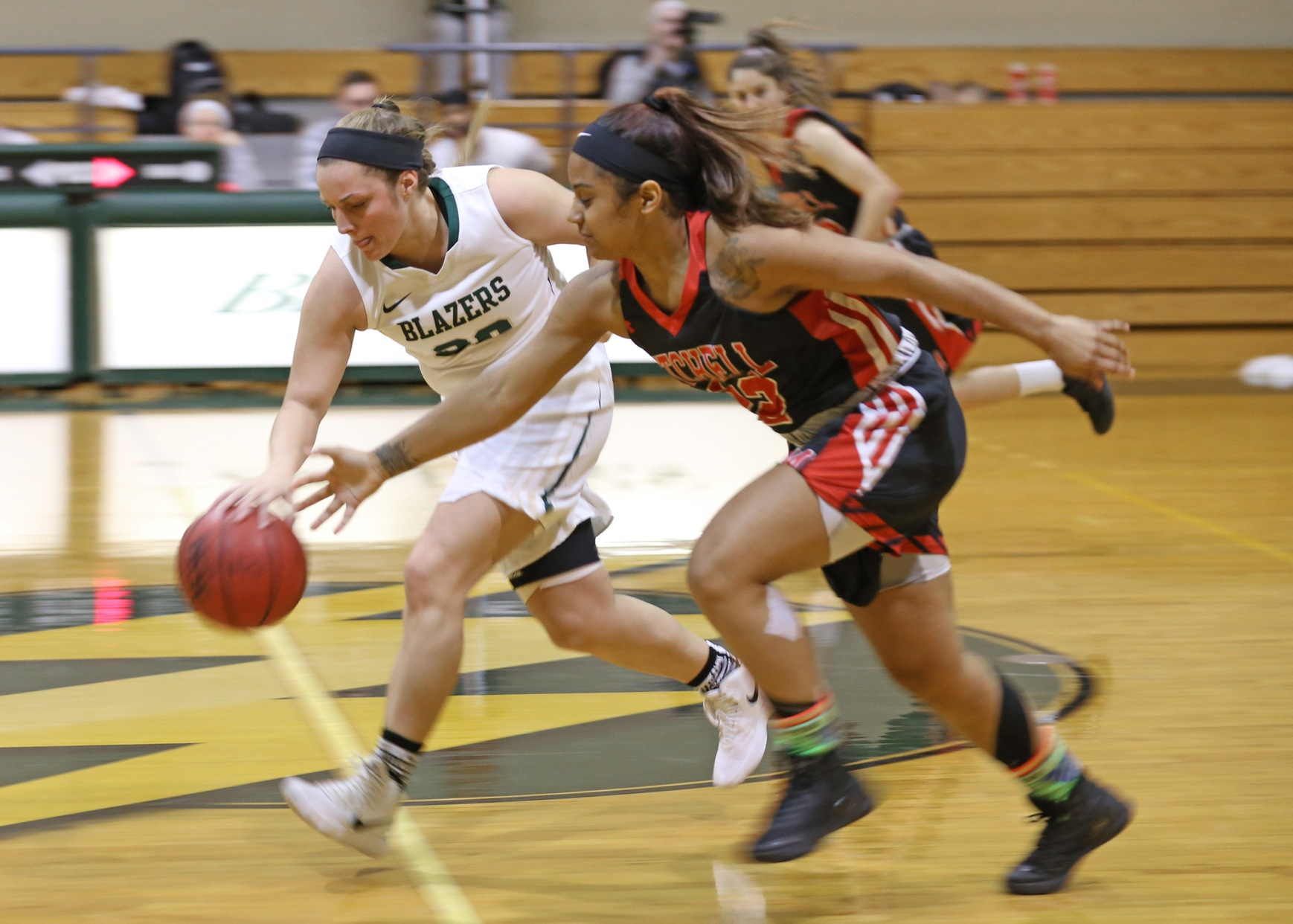 Women's Basketball Runs Out Of Time At Dean