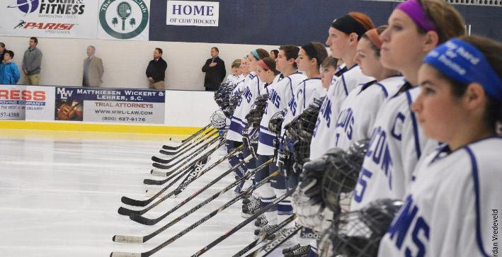 GAME NOTES: NCHA action resumes for Women's Hockey against LFC