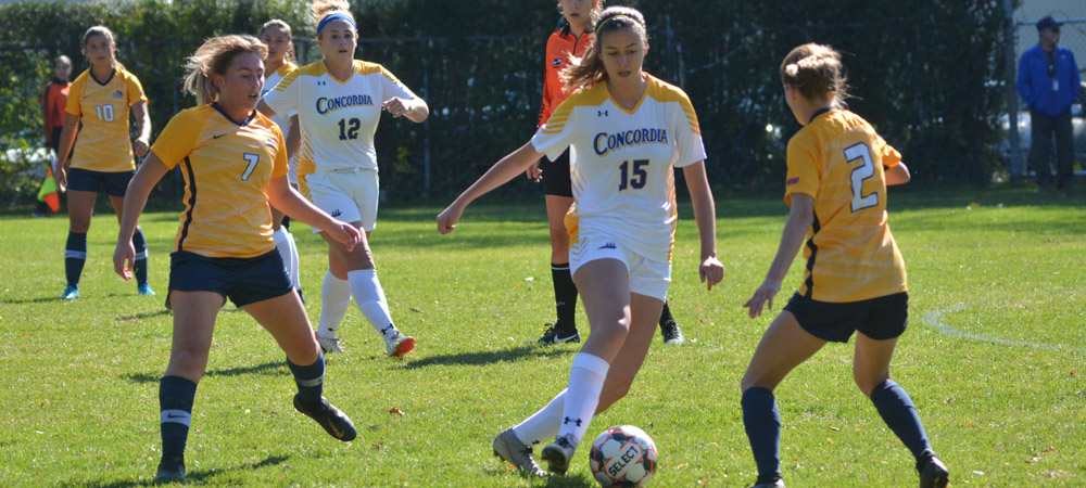 Women's Soccer Welcomes Caldwell Friday In Season Finale