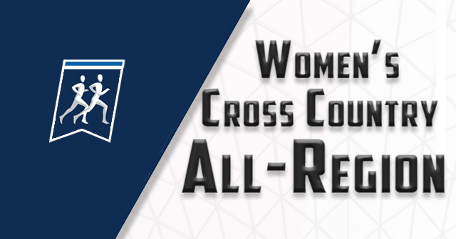 Women's Cross Country All-Region Honors and 2016 Championship Qualifiers