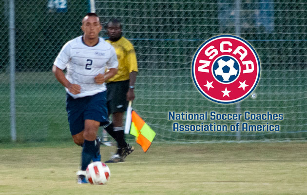 Coker's Bedoya Earns NSCAA All-America Honors
