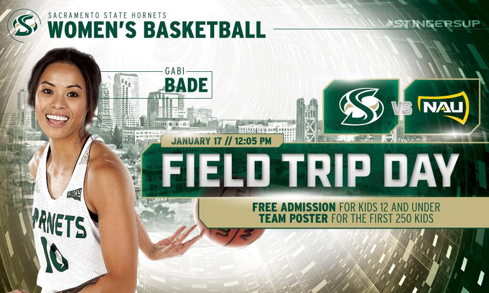WOMEN'S HOOPS HOSTS NORTHERN ARIZONA FOR FIELD TRIP DAY, THURSDAY AT NOON