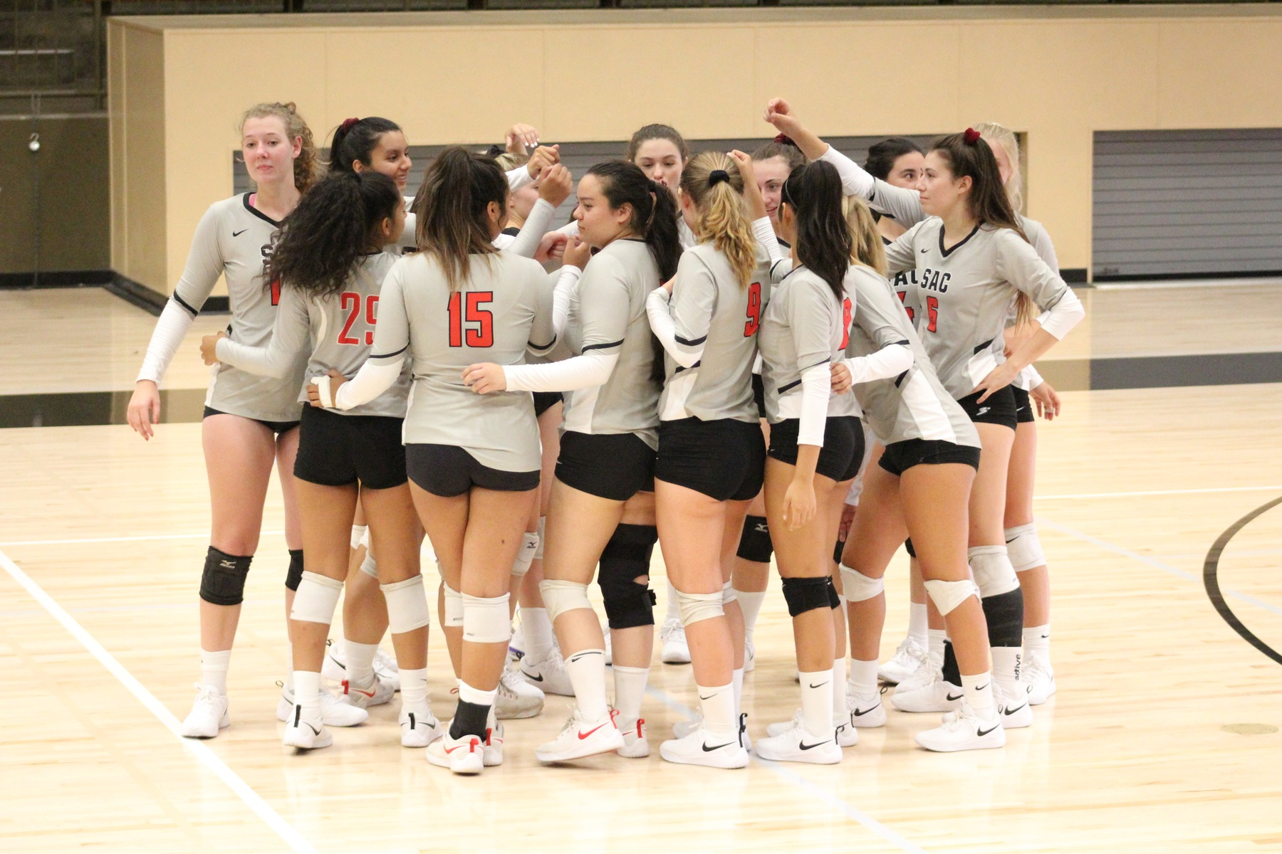 Santa Ana Volley Picks Up First Win in 2019 Quad