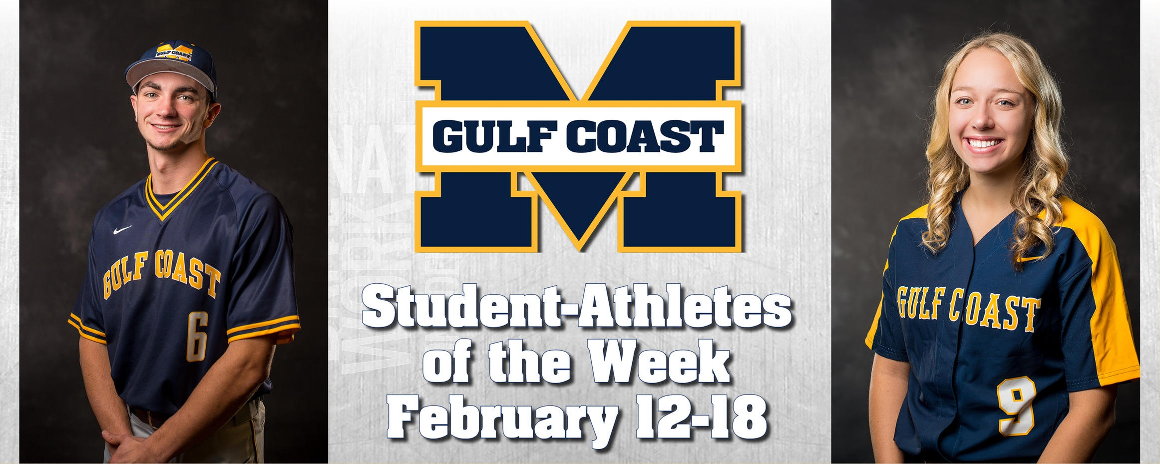 Menhennett, Sanders named MGCCC Student-Athletes of the Week