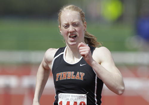Track Completes Day 1 of Oiler Opener