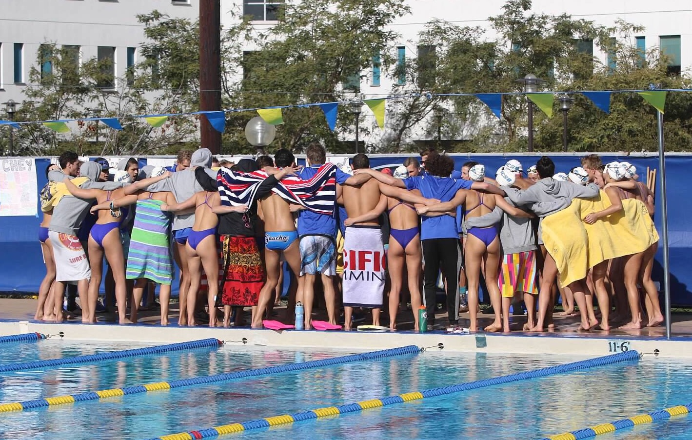 UC Santa Barbara DI Swimming and Diving Announce 2017-2018 Incoming Freshman