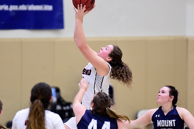 Dibble Leads Lions Past Medaille