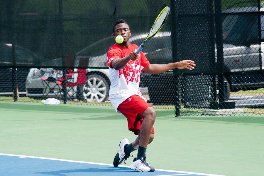 Huntingdon men's tennis advances to GSAC tournament finals