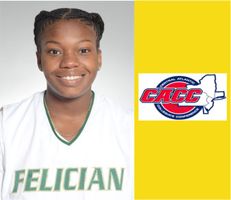 Morris Named CACC Defensive Player Of The Week