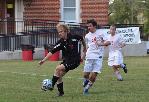Men's Soccer: Panthers remain winless in GSAC with loss to Huntingdon