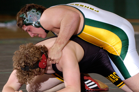 McDaniel splits at North/South Duals