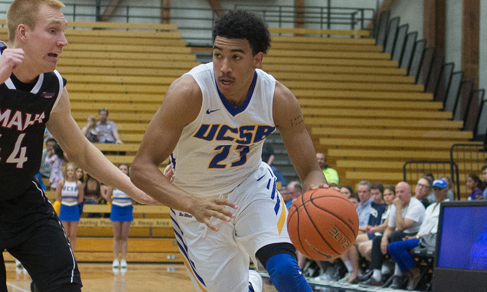 MEN'S BASKETBALL ADDS UC SANTA BARBARA TRANSFER AND LOCAL STANDOUT CHRISTIAN TERRELL
