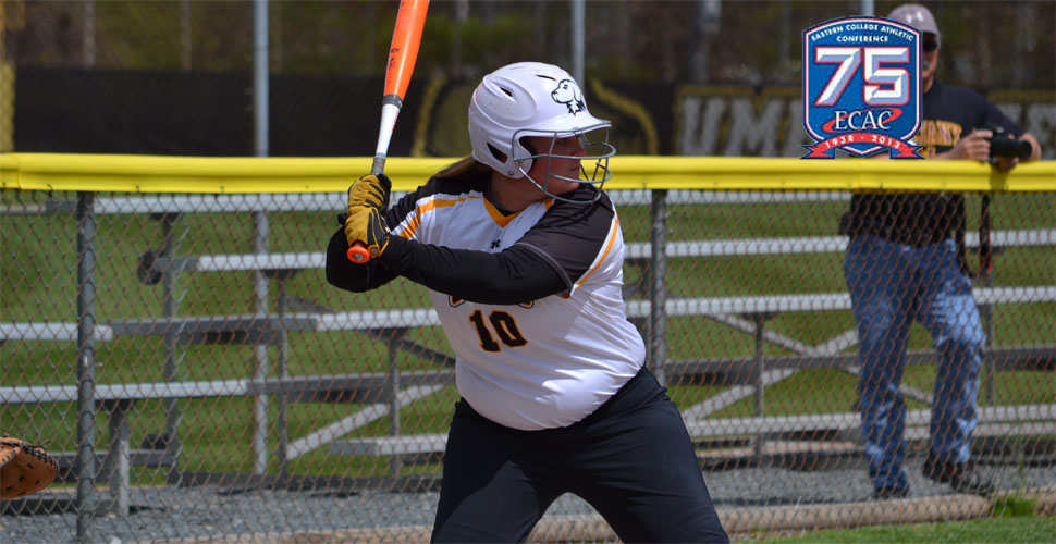 Softball's Taylor Hall Receives ECAC All-Star Recognition