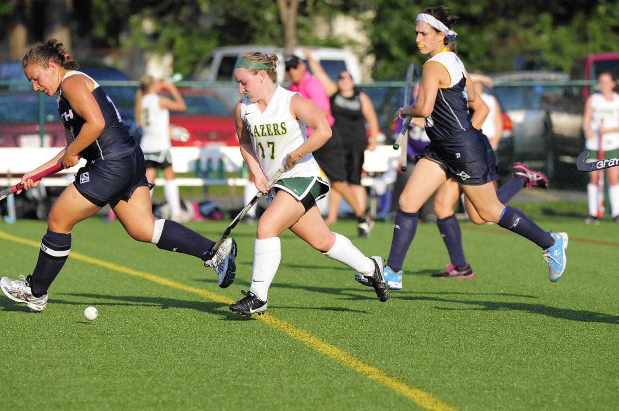Colby-Sawyer College Edges Field Hockey, 1-0
