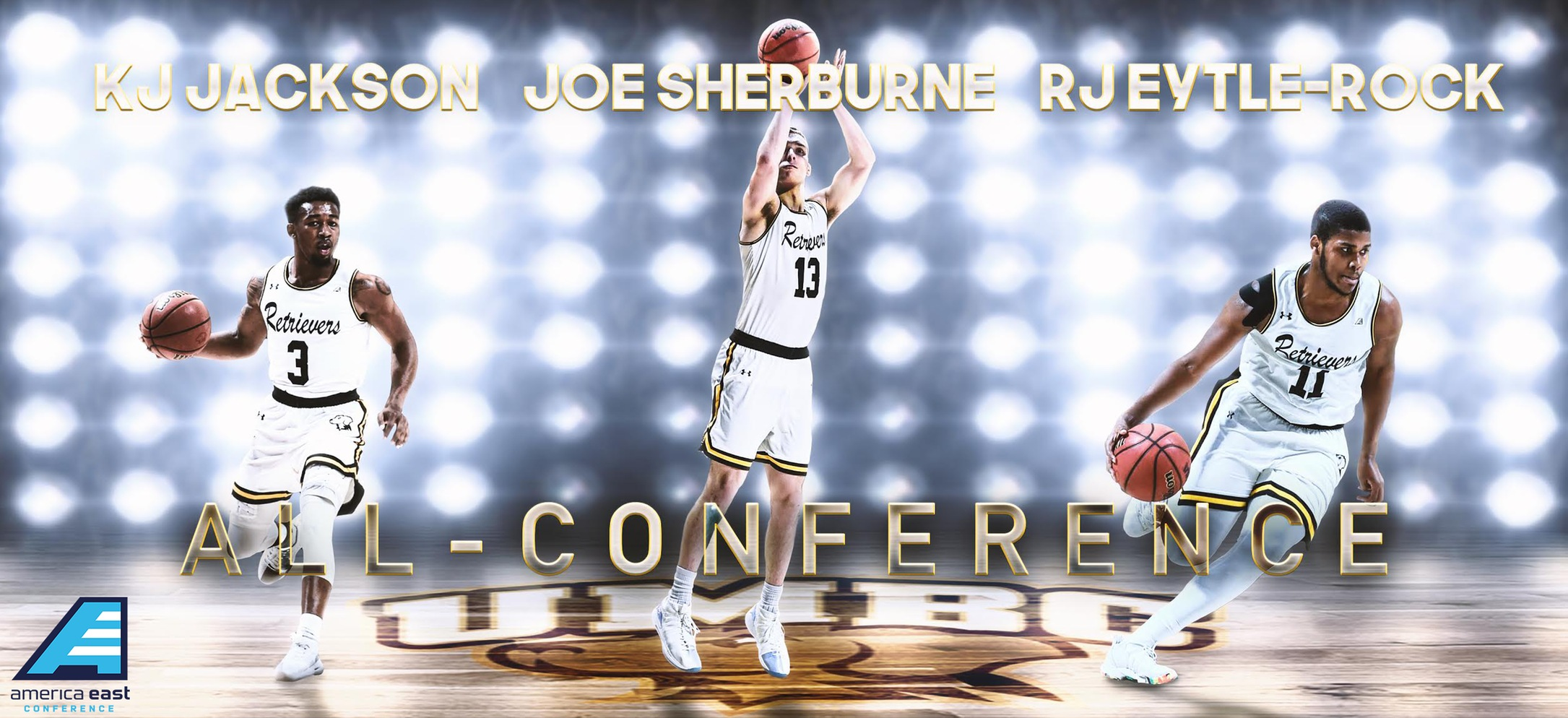 Sherburne Leads Trio Named to All-Conference Teams; Retrievers Host Great Danes in #AE Playoffs on Saturday Afternoon