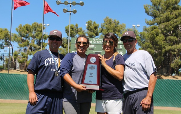 Chargers Will Host Inaugural Cypress Softball Skills Camp (Dec. 27-29)
