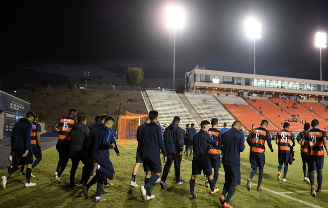 Fullerton Begins Big West Tournament at Santa Barbara