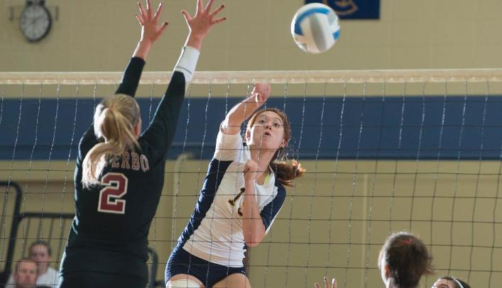 Volleyball Closes Augsburg Invitational with a Win and a Loss