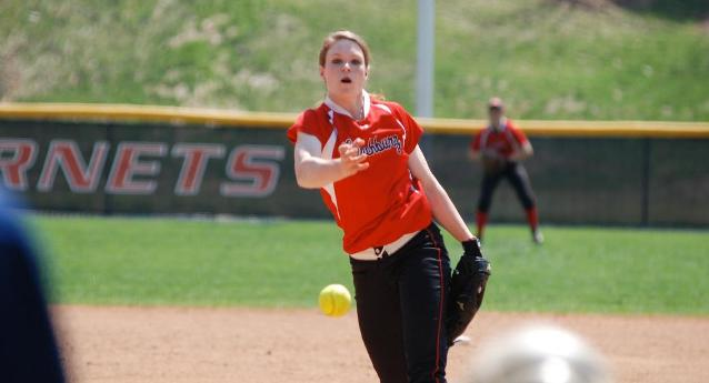 Hornet Softball Stays Alive with 8-5 Victory over EMU