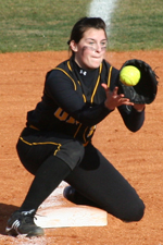 Errors Prove Costly in Softball's 9-4 Loss to Maine