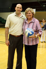 Kathy Gregory Records 800th Career Win With Sweep Over Utah State, Picks Up 801st With Victory Over UT Arlington