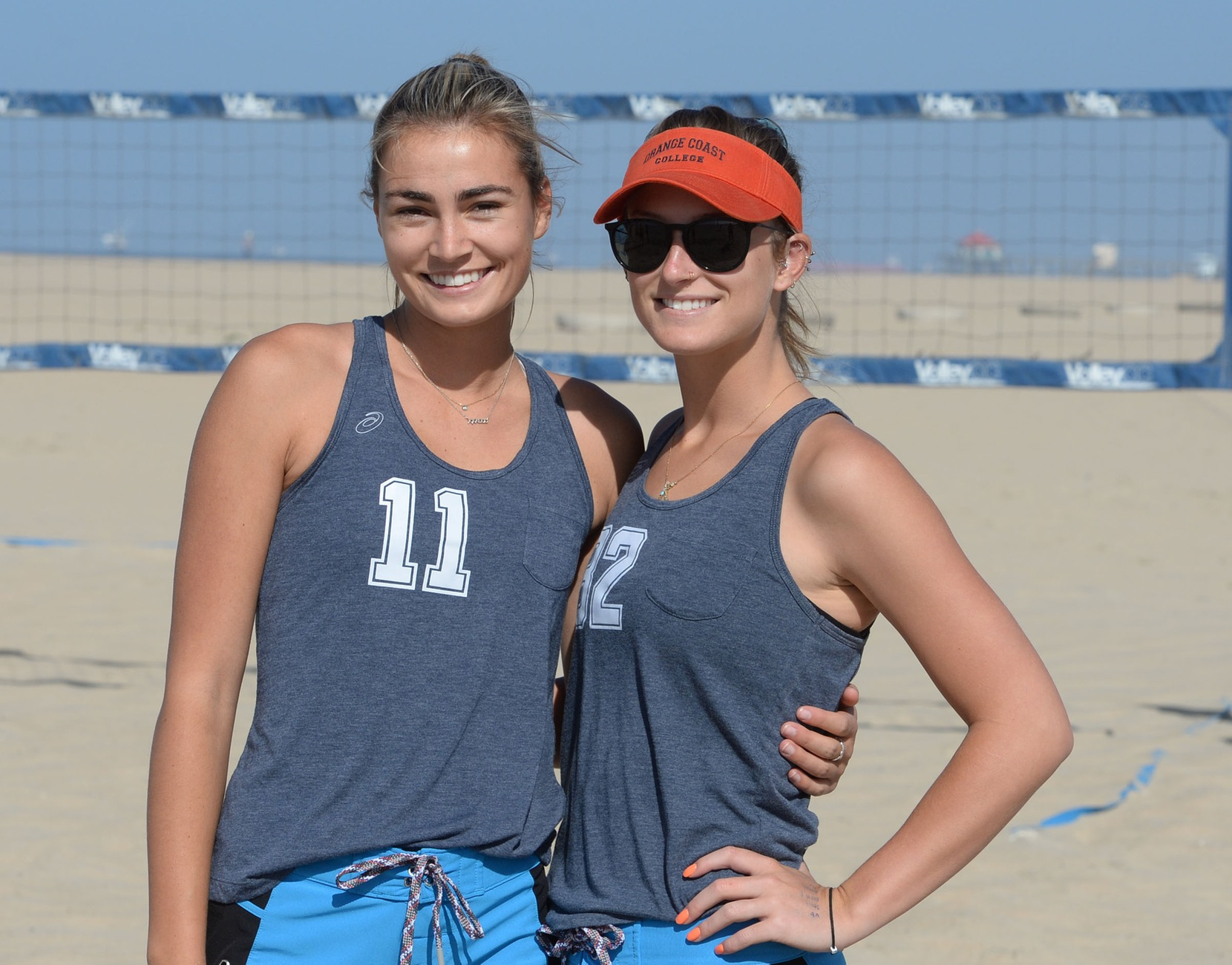 Pirate beach VB pair advances to SoCal Regionals