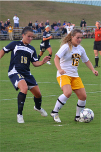 Women's Soccer Drops Season-Opener to Mount St. Mary's, 1-0