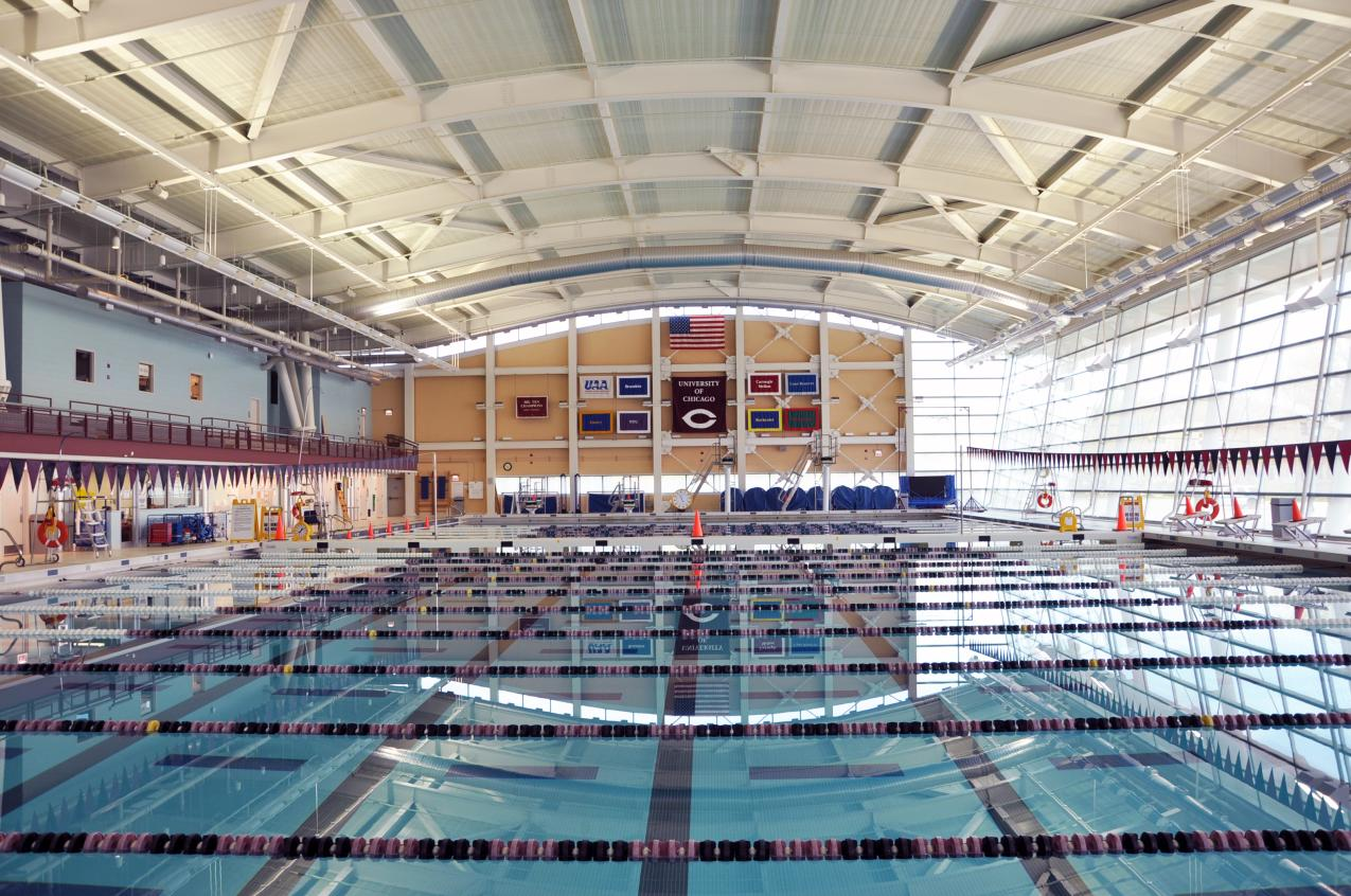 Myers Mcloraine Pool The University Of Chicago Athletics