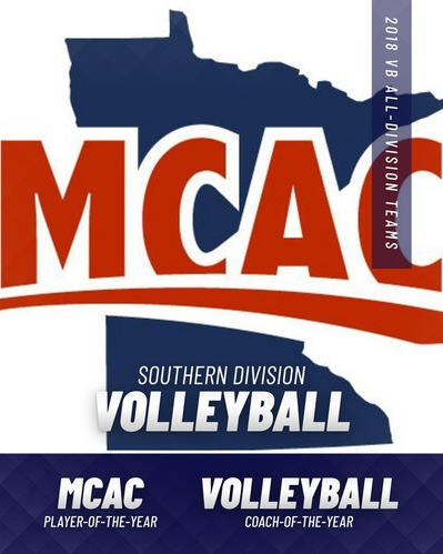 MCAC Volleyball: 2018 Southern All-Division Teams