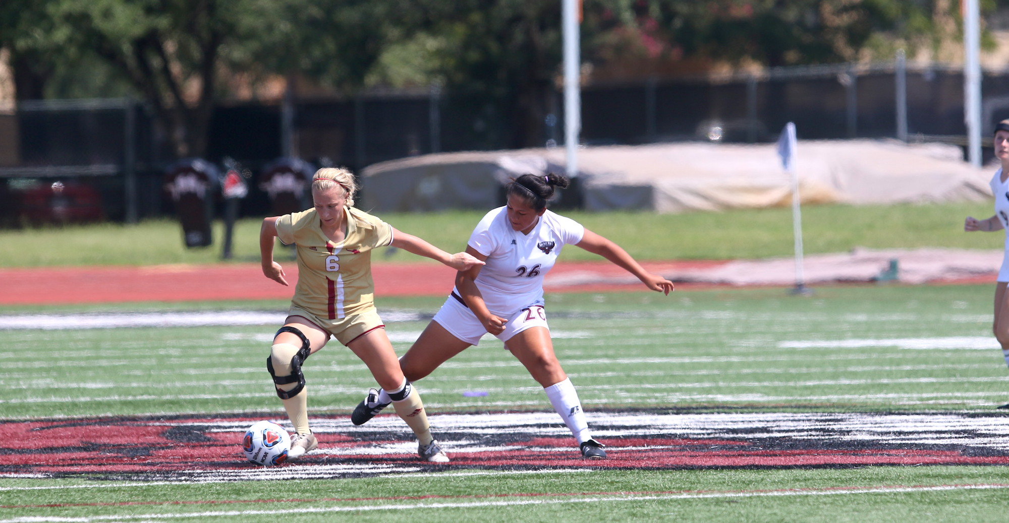 Women's Soccer Earns Road Win at McMurry