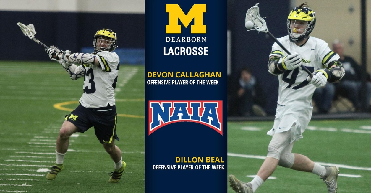 NAIA Honors Swept by Wolverine Lacrosse