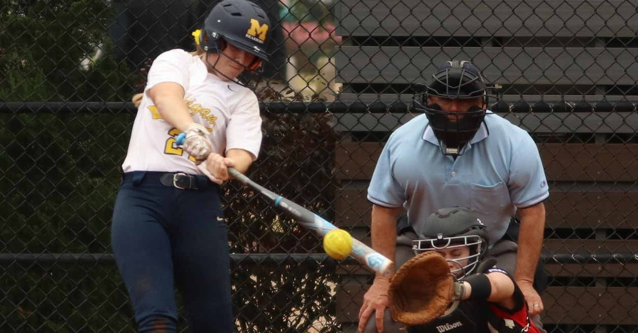 Softball drops WHAC series at Cleary